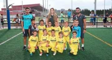 El Villarreal presume de Prebenjamín 'B', unos 'novatos' repletos de potencial