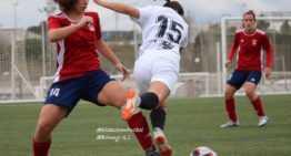 Un gol sobre la bocina de Sara Medina da la victoria al Valencia ante la UD Aldaia (1-0)