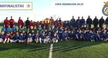 Nueve equipos clasificados en la Jornada 3 de la IX Copa Federación Benjamín