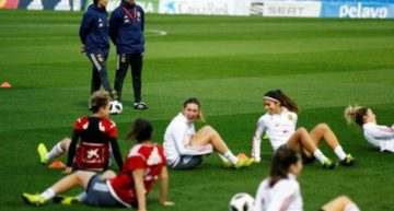 La Selección Española Femenina absoluta se medirá en la Copa Algarve a Holanda y Polonia