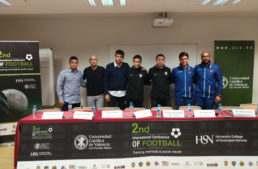 La FFCV intervendrá en la III International Conference of Football organizada por la UCV