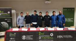 La FFCV intervendrá en la III International Conference of Football organizada por la UCV