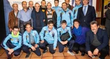 La Beca Varona 2019 distingue el tesón deportivo del Club Aderes de Burjassot y a Ricardo Ten