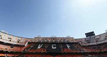 Mestalla se queda sin final de Copa en el año del Centenario