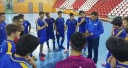 Las selecciones masculinas FFCV de futsal disputarán amistosos solidarios ante Levante Maristas y Picassent FS