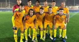 Entrenamiento en 'El Fornás' de la selección FFCV Sub-18 a menos de un mes para el Campeonato de España