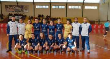 Ajustado triunfo de la Selección FFCV Sub-17 femenina de futsal ante Cantabria para abril el Nacional (4-3)