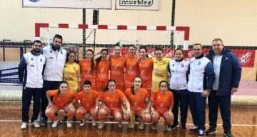 Pais Vasco fue un duro rival pero la Selección FFCV Sub-20 femenina de futsal también se estrenó con victoria (3-1)
