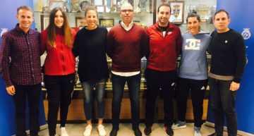 El 'staff' técnico de las Selecciones Femeninas FFCV da un vuelco en la nueva etapa de Salva Gomar