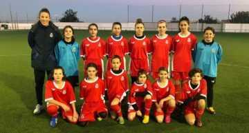 La Selección FFCV Sub-12 Femenina vuelve a entrenar el jueves 31 en Picassent