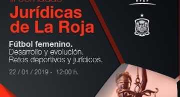 Las Jornadas Jurídicas de 'La Roja' llegan a Alicante con motivo del España-EE.UU.