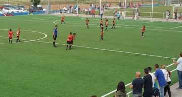 Sporting Benissanó, Santa Bárbara o Racing de Algemesí, entre los clasificados de la Jornada 2 de la IX Copa Federación Benjamín