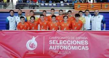 VIDEO: El Nacional de fútbol sala sub-19 arranca con mal pie para la FFCV ante Aragón (2-3)