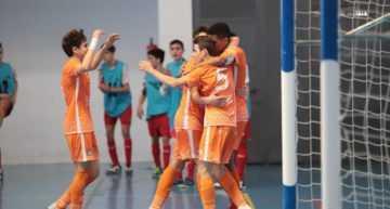 VIDEO: Ajustado triunfo de la FFCV Sub-16 de futsal en su debut ante Castilla y León (2-1)
