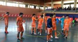 Amplia victoria de la Selección FFCV Sub-19 de futsal ante Asturias para decir adiós al Campeonato de España (10-0)
