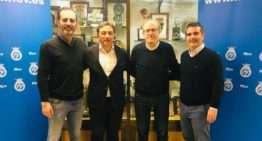 Ajuntament de Sagunt y CD Acero se vuelcan en la organización de la Segunda Fase del Nacional Masculino