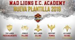MAD Lions EC reafirma su apuesta por los equipos mixtos con su nueva cantera de League of Legends