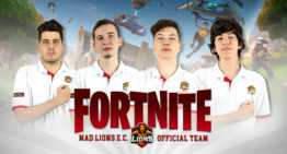 MAD Lions EC entra en la escena competitiva de FortniteBattleRoyale y presenta su nueva escuadra