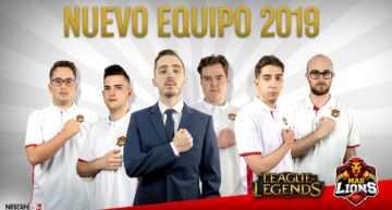 MAD Lions EC presenta su nuevo equipo de League of Legends con Amaury 'Moopz' Minguerche como entrenador