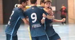 VIDEO: Poderoso resultado de la FFCV Sub-18 de futsal ante Castilla y León (8-1)
