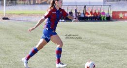 María Jiménez: 'El Europeo Sub-19 con la selección española ha sido la mejor experiencia de mi vida'