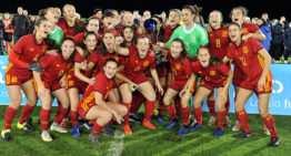 España Sub-17 Femenina conquista la Copa del Atlántico ante Canarias con cuatro valencianas (4-1)