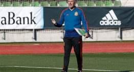 Gordo recluta a media docena de valencianos para el amistoso de España Sub-17 ante Italia