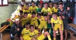 Resumen Liga Autonómica Infantil (Jornada 17): El Villarreal culmina una vuelta entera de perfección