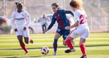 Previa: Levante-Sevilla este miércoles con un billete para las semifinales de Copa de la Reina en juego (18:30 horas)