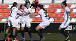 VIDEO: Remontada del VCF Femenina ante el Logroño tras dos meses sin ganar (2-1)