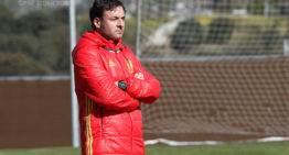 Santi Denia confía en tres valencianos para el amistoso de España Sub-19 ante Italia