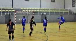 El derbi femenino de futsal entre Hispànic y Bisontes, en directo vía streaming de la FFCV