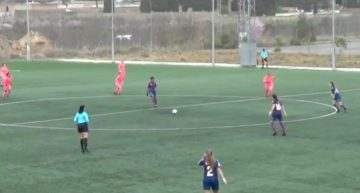 VIDEO: El Joventut Almassora sorprendió al Levante 'B' en Segunda Femenina (1-2)