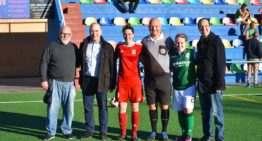 GALERÍA: La UD Aldaia Femenina probó su estado de forma en un amistoso ante el Hibernian Ladies escocés
