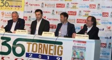 Molina quiere el COTIF 2019: 'España sólo puede acudir al torneo con la intención de ganar'
