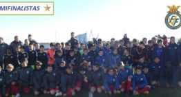 Horarios de juego y grupos para la Jornada 5 de la IX Copa Federación Benjamín
