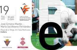 Nueva jornada formativa del CTE de la FFCV este martes 19 en Cullera