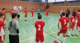 Amistoso de la Selección FFCV Sub-16 de futsal ante Futsacar el domingo 10 de febrero