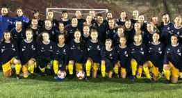 Las selecciones femeninas FFCV se concentrarán en Camporrobles antes de la Segunda Fase del Campeonato de España