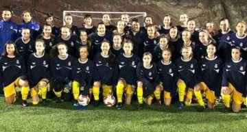 La FFCV Femenina Sub-15 y Sub-17 entrenará de nuevo en Picassent el martes 5