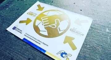 VIDEO: El 'Punto de Oro' en Canarias arranca con el objetivo de poner paz en las gradas