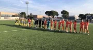 La selección Valenciana femenina Sub-15 se impone a Canarias en su estreno en la Segunda Fase del Campeonato de España (2-0)