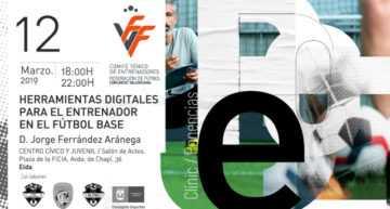 Jornada del CTE de la FFCV sobre nuevas tecnologías el 12 de marzo en Elda