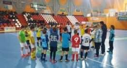 Las Selecciones FFCV Alevín e Infantil de Fútbol Sala entrenan el domingo 24 en Sagunto