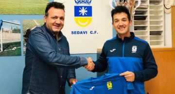 El Sedaví CF prescinde de Calderón y designa a Álvaro Ferrer como nuevo director deportivo