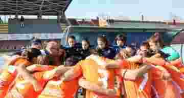 La selección FFCV femenina Sub-17 recupera sensaciones venciendo a Canarias (3-1)