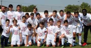 El Infantil 'A' del Silla CF será homenajeado en la Gala de l'Esport 2019 de la localidad