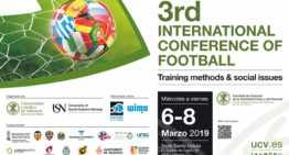 Aforo completo para la III International Conference of Football del 6 al 8 de marzo