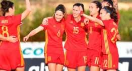 VIDEO: España debuta con triunfo en la Copa Algarve ante Holanda (2-0)