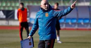 David Gordo cuenta con seis representantes valencianos para España Sub-17 en el XLII Torneo El Algarve